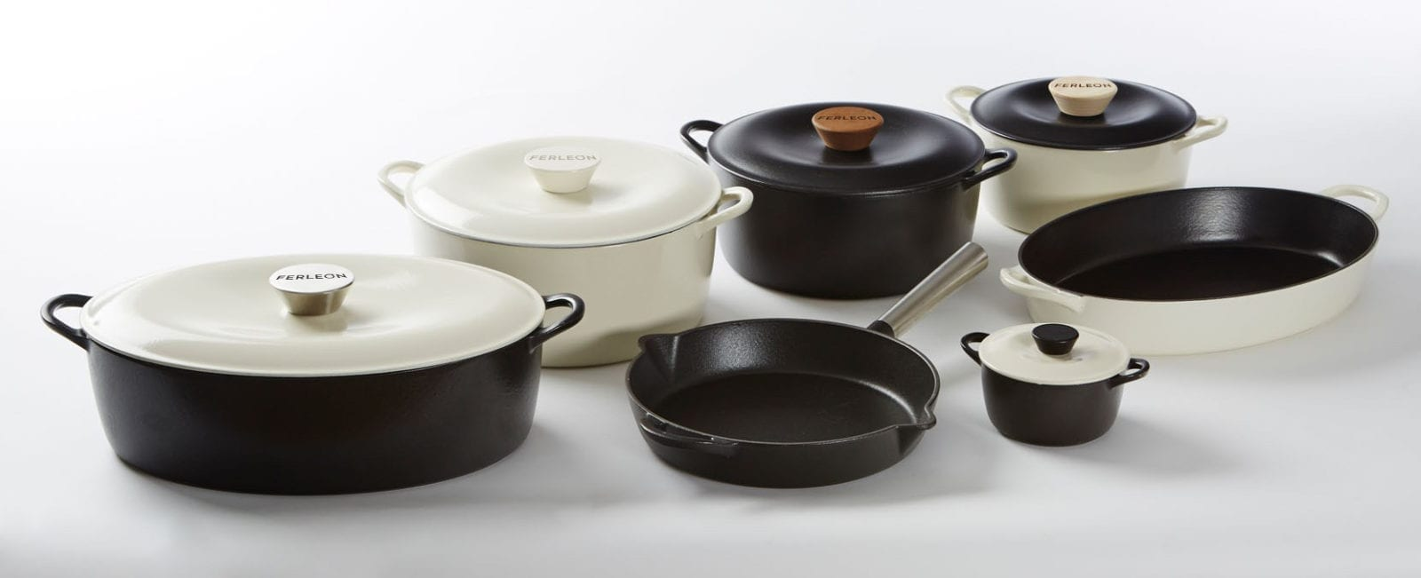 Cast iron cookware & gas barbecues | Ferleon Cookware